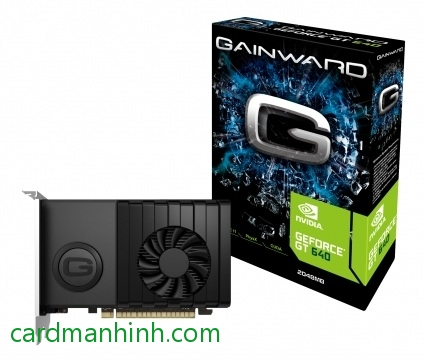 Card màn hình Gainward GeForce GT 640 2048MB