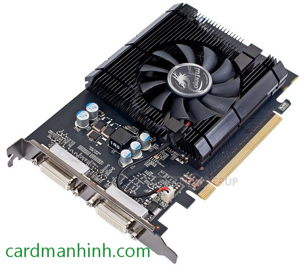 Card màn hình Colorful NVDIA GeForce GT 640 X4