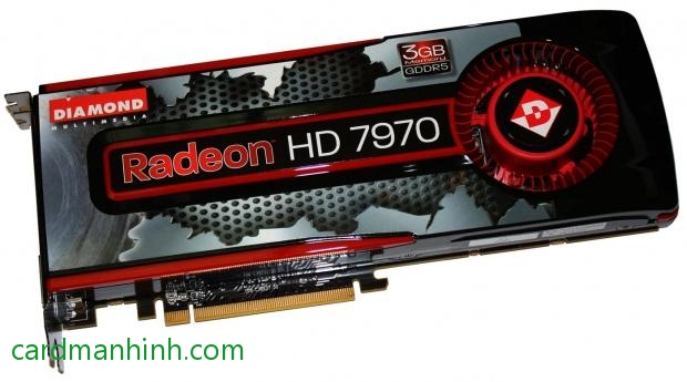 Card màn hình DIAMOND Radeon HD 7970 3GB