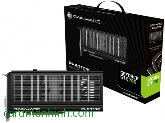 Card màn hình Gainward GeForce GTX 760 Phantom