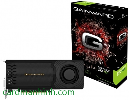 Card màn hình Gainward GeForce GTX 760 2GB
