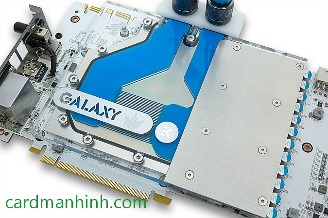 Card màn hình Galaxy GeForce GTX 780 Ti Hall of Fame V20