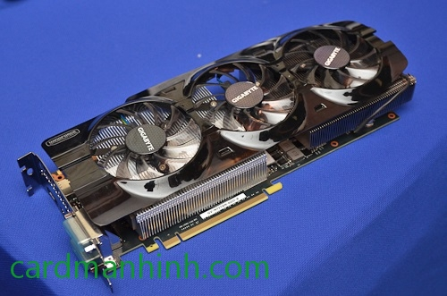Card màn hình Gigabyte GeForce GTX Titan WINDFORCE 3X