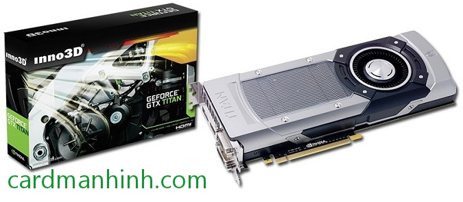 Inno 3D GeForce GTX Titan
