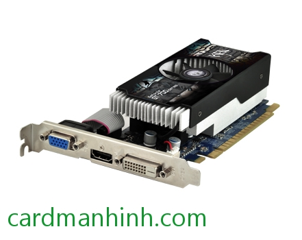 Card màn hình KFA2 GeForce GT 740 2GB Slim y chang bản 1GB