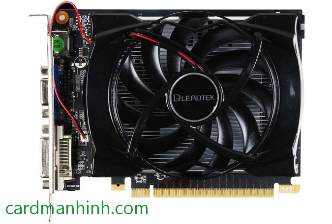 Card màn hình Leadtek GeForce GTX 650 Ti 1GB
