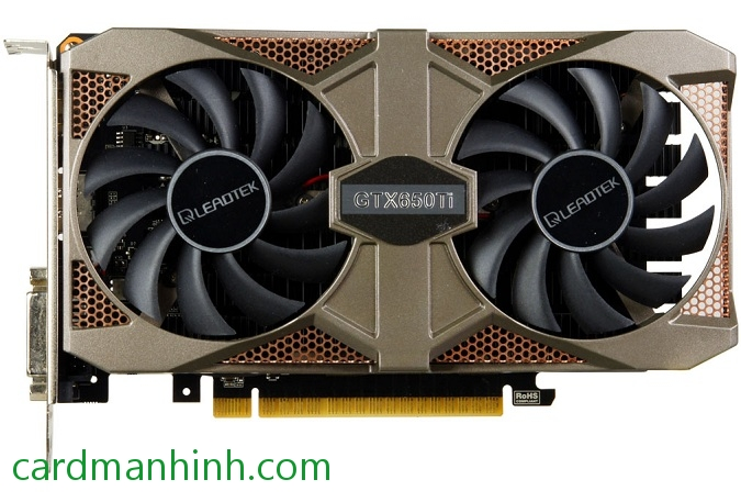 Card màn hình Leadtek GeForce GTX 650 Ti 2GB