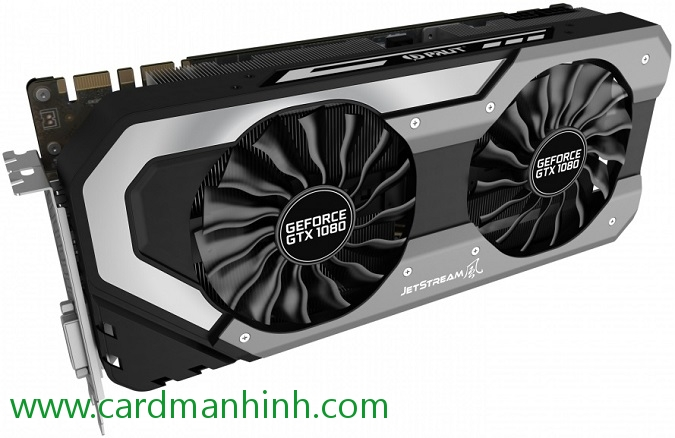 Card màn hình Palit GeForce GTX 1080 Super JetStream