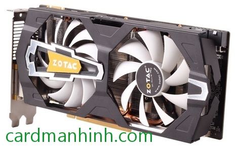 Card màn hình ZOTAC GeForce GTX 660 Destroyer