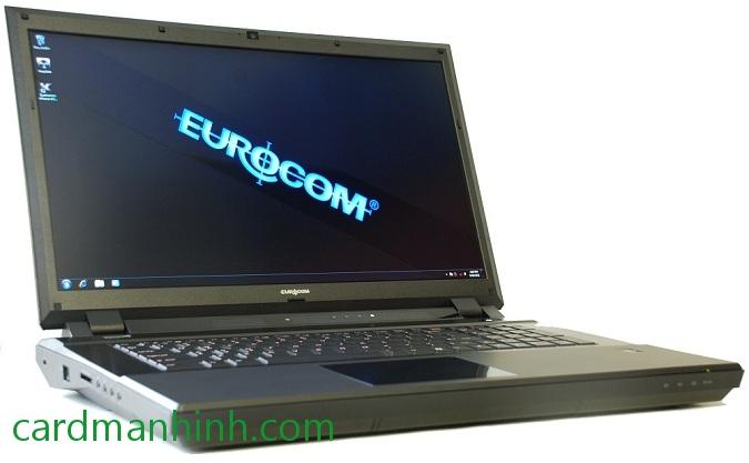 Eurocom và công nghệ MXM 3 0b cho card màn hình