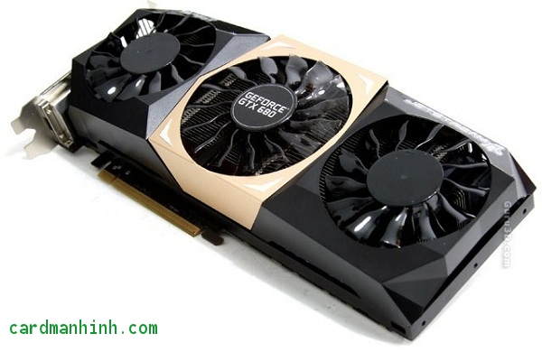 Card màn hình Palit GeForce GTX680 JetStream 4GB