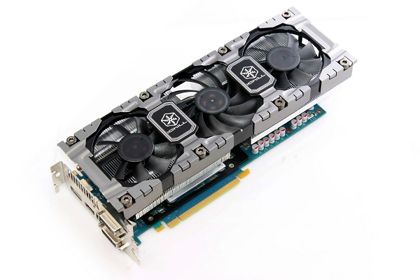 Card màn hình Inno3D GeForce GTX 670 Ice Dragon