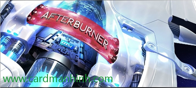 MSI Afterburner 4.0.0 Final
