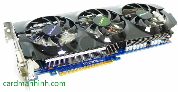 Card màn hình GIGABYTE GTX 680 OC WindForce 3X 2GB