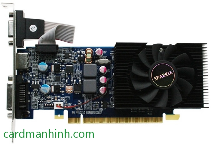 Sparkle GeForce GT 630 2GB low-profiles