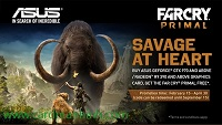 ASUS khuyến mãi game Far Cry: Primal