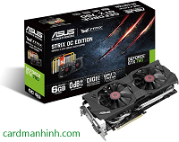 Card màn hình ASUS GeForce GTX 780 6GB STRIX