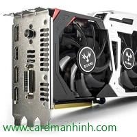 Card màn hình Colorful GeForce GTX 980 Ti iGame KUDAN