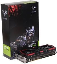 Card màn hình Colorful iGame GeForce GTX 980