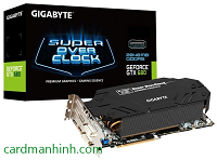 Card màn hình Gigabyte GeForce GTX 680 WindForce 5X