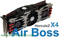Card màn hình Inno3D GeForce GTX 980 iChill Air Boss