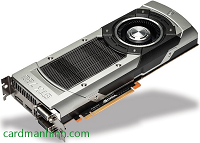 Card màn hình Point of View GeForce GTX 780 Trooper