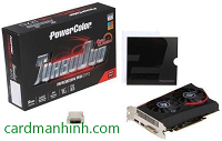 Card màn hình PowerColor TurboDuo R9 270 2GB GDDr5 OC