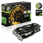 Point of View ra mắt card màn hình GeForce GTX 680 EXO