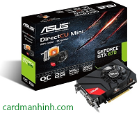 Review card màn hình ASUS GTX 670 DirectCU Mini 2 GB