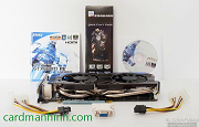Review ngắn card màn hình MSI GTX 660 Ti Power Edition